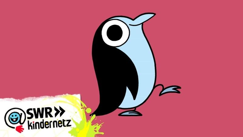 Pinguin   Ich kenne ein Tier   SWR Kindernetz
