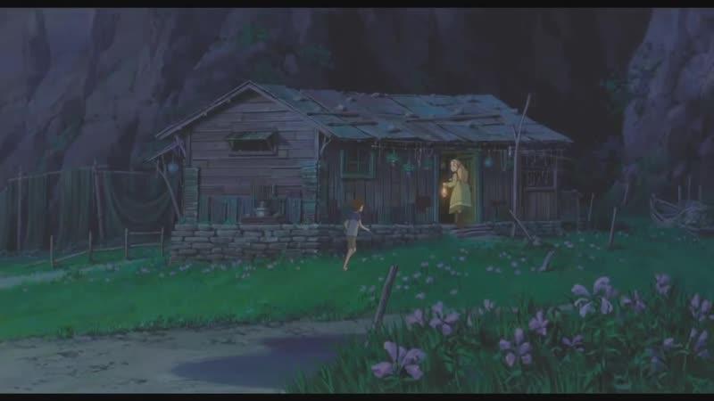 Трейлер - Воспоминания о Марни / Omoide no Mânî