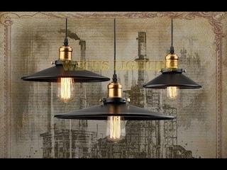 Светильники и все сопутстующие товары в стиле Ретро с Алиэкспресс