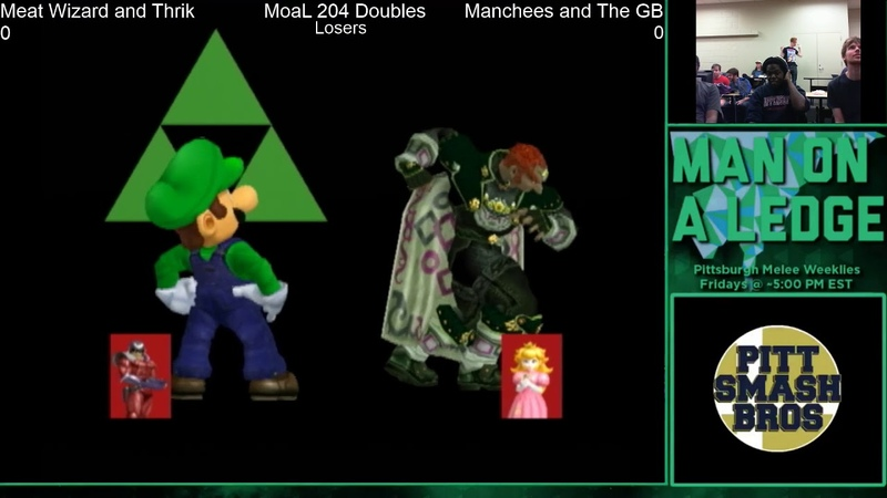MOAL 204 | Manchees and The GB (Green) vs Meat Wizard and Thrik (Red) | Losers