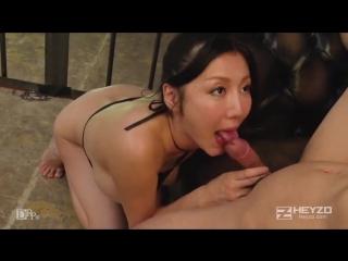 Azumi Nakama Японское порно (2017)