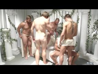 Colby Keller, JD Phoenix, Landon Conrad, Adam Herst and Colby Jansen