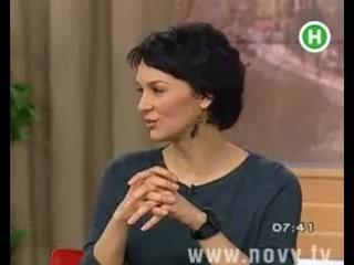 """Алена Россошинская в """"Подъеме"""""""