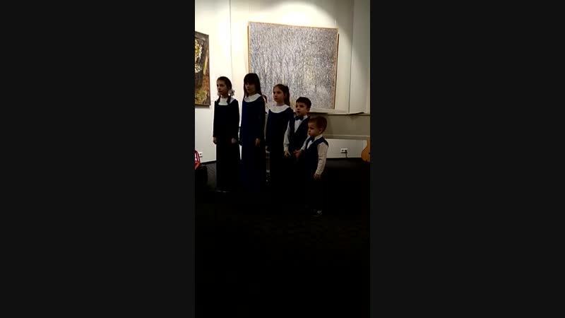 Кузнец детский хор Cantica