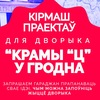Кірмаш праектаў у Гродне