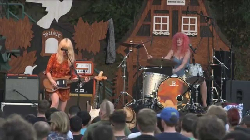 Deap Vally LIVE at BEDROCKtoberfest WEBCAST REPLAY