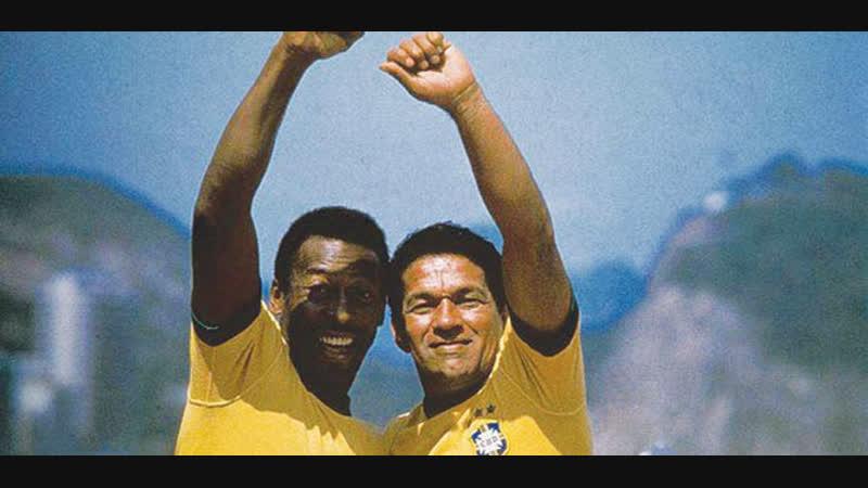 Бразильские Боги: Пеле и Гарринча / Gods of Brazil: Pele Garrincha