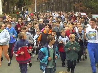 The oneness-home peace run