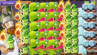 Plants vs Zombies 2 BattleZ: Zoybean Pod Pvz 2 Vs Wasabi Whip Pvz2: Gameplay 2019.