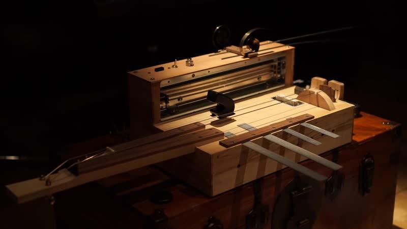 The Apprehension Engine - Настоящий «заводик» по производству звуковых эффектов для фильмов ужасов.