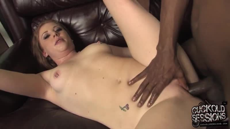 Cherry Poppens cuckold session sexwife slut cum face tits ass dick cock big blac