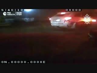 В Челябинске 15-летняя школьница сбила полицейского