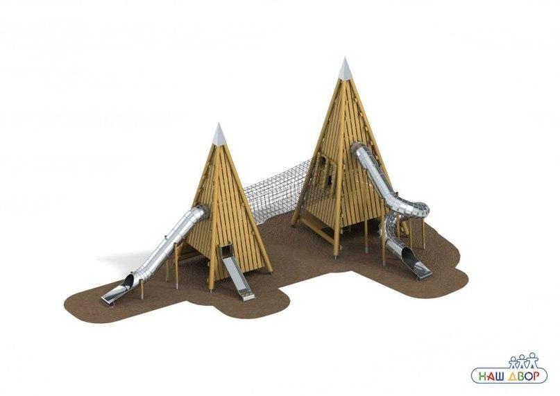 Как делают детские горки высотой с трехэтажный дом?, изображение №4