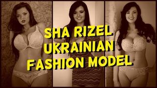 Sha Rizel Busty Fashion Model