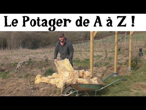 Le Potager de A à Z -13- (Recommencement)