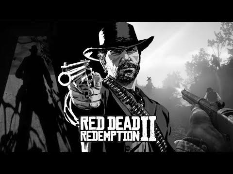 Red dead redemption 2 прохождение 25 PS4 Live