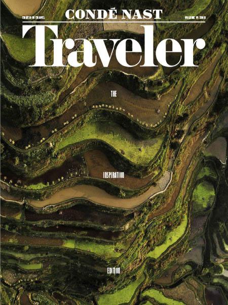 Conde Nast Traveler 6 2018
