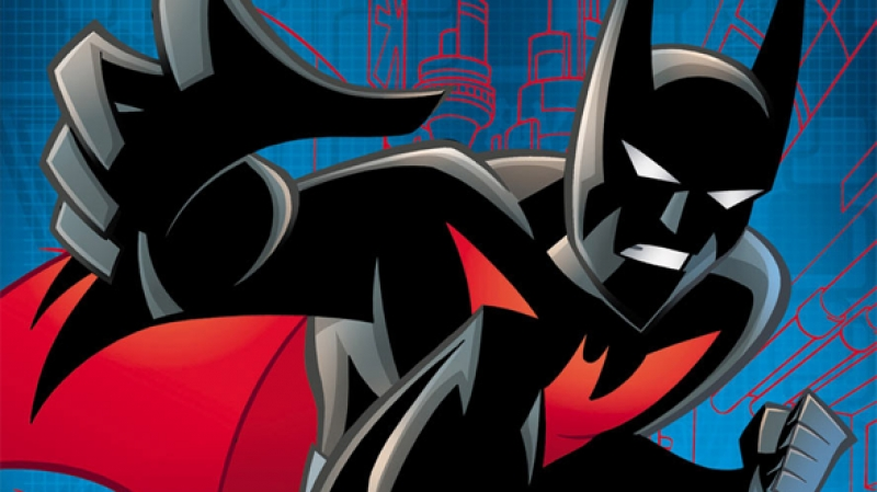 Бэтмен будущего Batman Beyond. 1999. Серии 1 4. Сезон 1. Перевод Сергей Визгунов. VHS