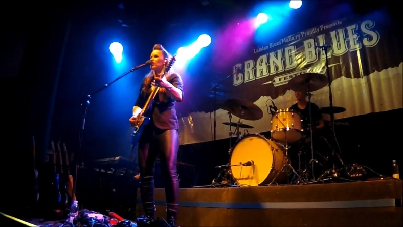 Erja Lyytinen Grand Blues Festival 2018