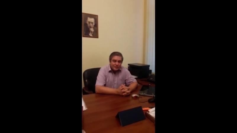 Отзыв о работе Симуляционно аккредитационного центра Бажилина Романа Николаевича