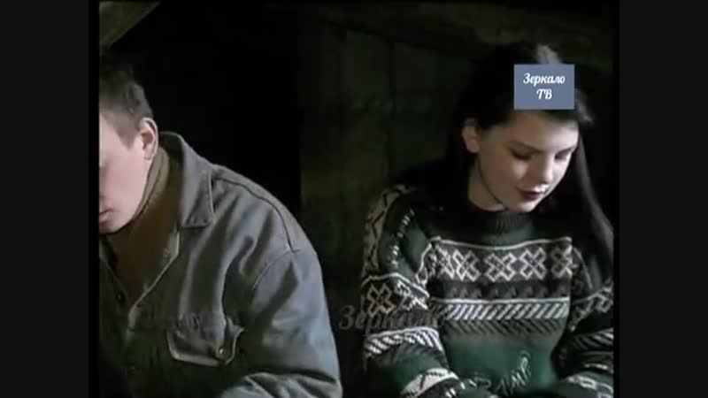 Видеосъемка подростков-наркоманов, Санкт-Петербург, 1998 год. Из архива телеоператора Виктора Тарасова. Девушке было 16 лет.