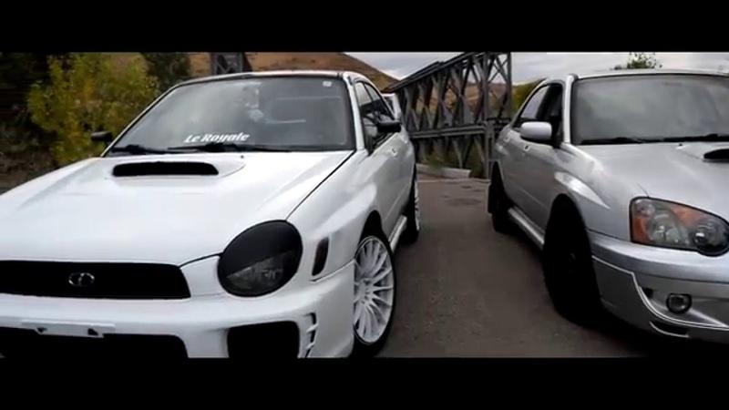 Bugeye Subaru WRX STI Blobeye Subaru WRX