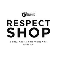 Логотип RESPECT SHOP / Shop.ResProd.ru