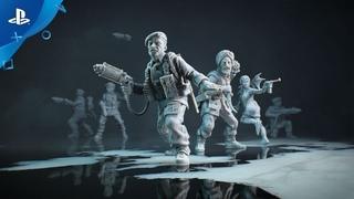 Achtung! Cthulhu Tactics – Announcement Trailer | PS4
