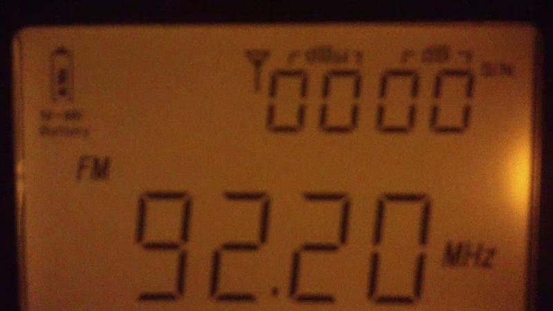 92 2 Star FM Karitsa ~287km