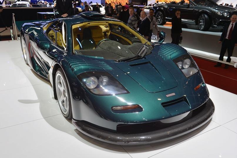 Длина имеет значение — Эволюция «длиннохвостых» McLaren, изображение №5