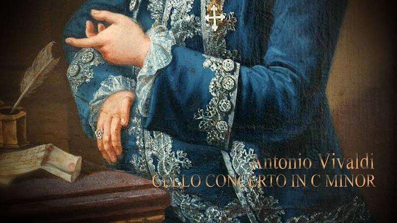 A. VIVALDI: Cello Concerto in C minor RV 401, Ensemble Amarillis