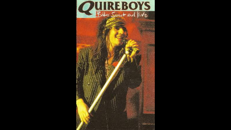 The Quireboys Bitter Sweet Live 1993