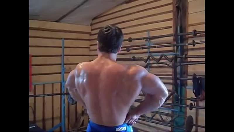 Эльбрус Мамалиев Спорт без стероидов