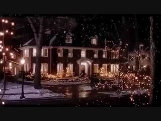 who else loves home alone as much as i do.