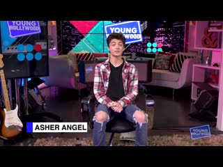 Asher Angel Answers Fan Questions About One Thought Away, Wiz Khalifa, Annie LeBlanc