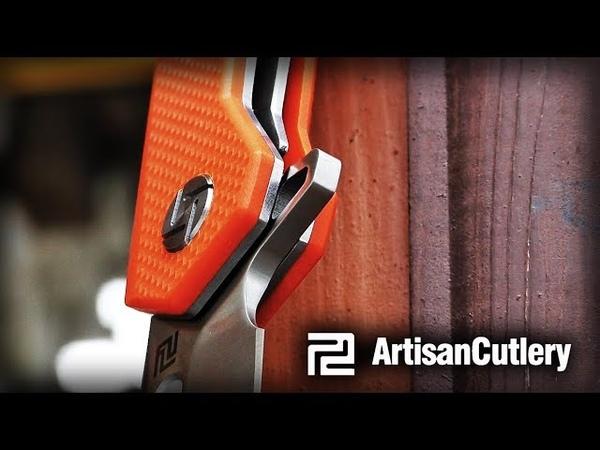 EDC нож Artisan Cutlery Zumwalt ATZ-1808P/Pocket Knife