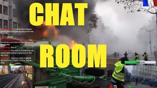 Chat Room Yellow Vests - Gillets Jaunes - French Revolution Share your thoughts