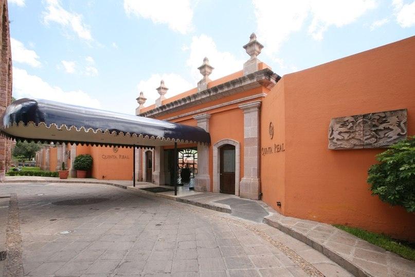 Лучшие отели мира от Soul Travel Quinta Real Zacatecas (Мексика), изображение №1