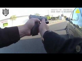 Body camera video shows Hannah Williams fatally shot by officer on freeway appeared to have handgun