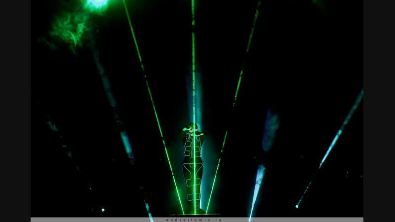 LaserManShow Команда HappyLife