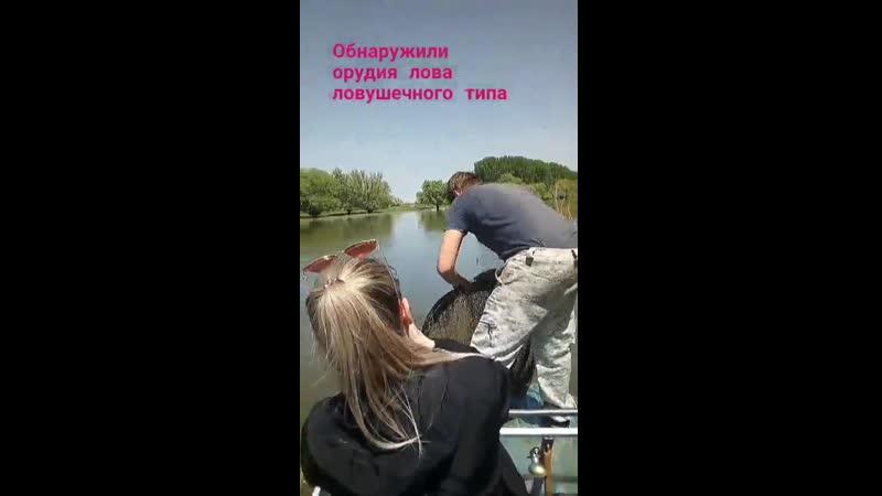 Рыбохрана Камызяк 17 05 2019 1