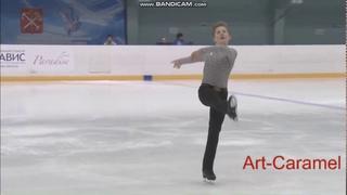 Федор Судаков КП КМС Первенство Санкт-Петербурга 2018