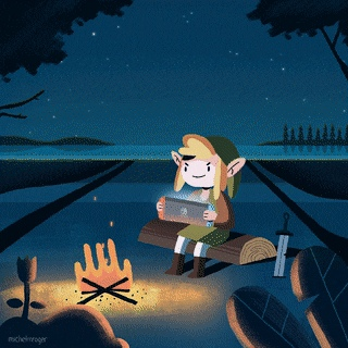 Link Playing Switch - Create, Discover and Share Awesome GIFs on Gfycat
