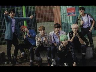"""[Озвучка by Cara Linne] Как снимали клип BTS - """"RUN"""""""