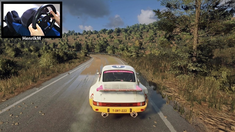 Porsche 911 RS Group B | Dirt Rally 2.0