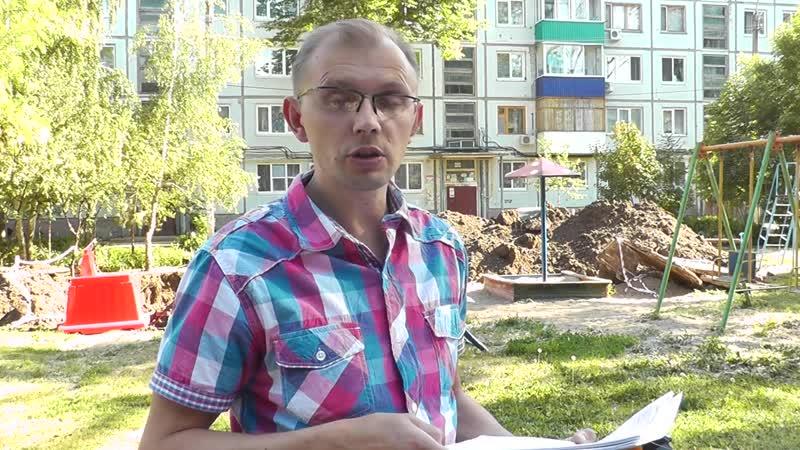 Алексей Петлин о ситуации с бойлером