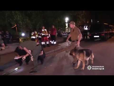У Києві невідомі вистрілили в будівлю із гранатомета подія кваліфікована як терористичний акт