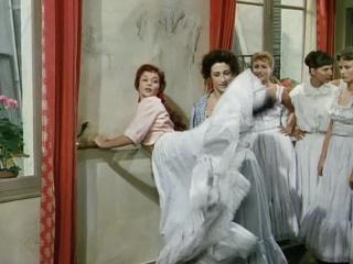 ФРАНЦУЗСКИЙ КАНКАН (1954) - комедия, музыка, мелодрама. Жан Ренуар 1080p