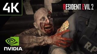 NVIDIA показала геймплей Resident Evil 2 для PC в 4K/60 fps