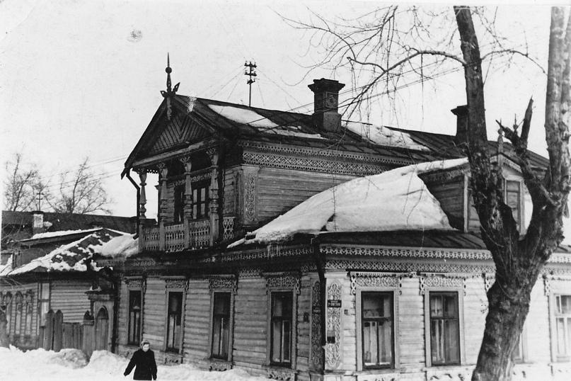 Деревянные здания старой Вятки. 7 утраченных шедевров архитектуры., изображение №4